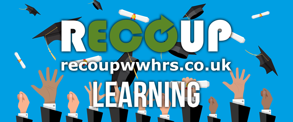 Recoup WWHRS Learning Training Courses